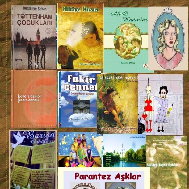 Dursaliye Şahan- Kitaplrıı - (3)